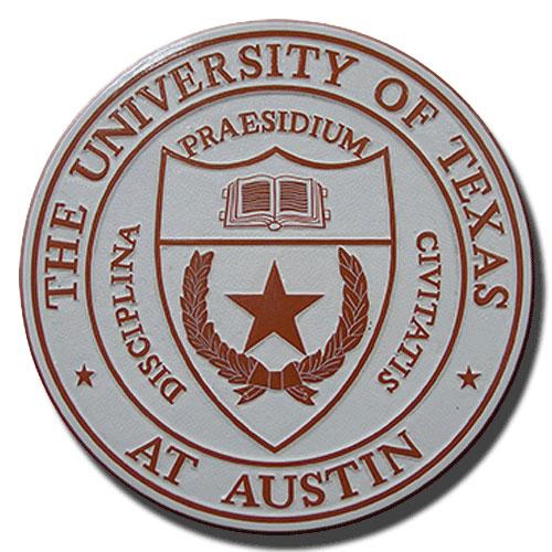 University of Texas At Austin Seal