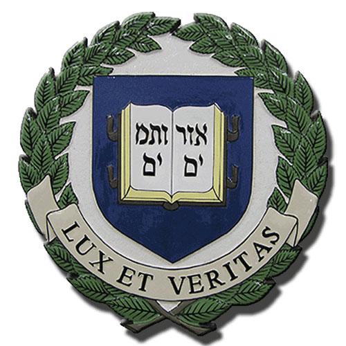 Yale University Emblem
