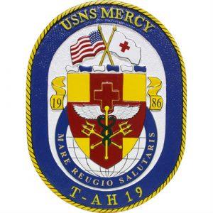 USNS Mercy Emblem