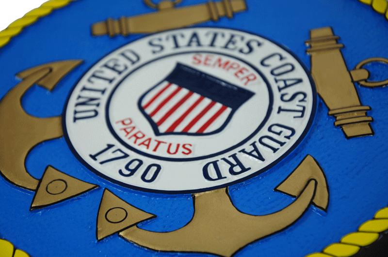 US Coast Guard USCG Seal
